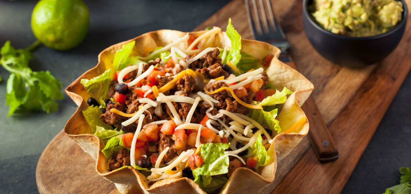 Our Taco Salad...